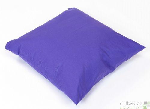 Large Floor Cushion - Purple