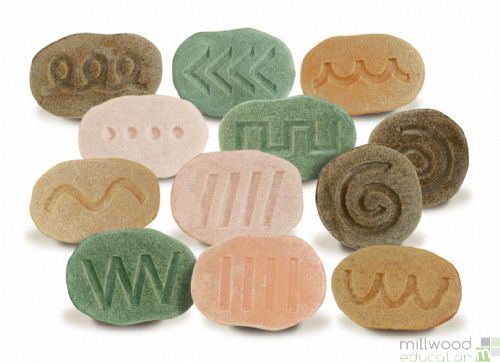 Feels- Write Pre-Writing Stones