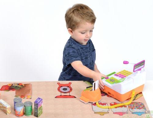 Role Play Mat Corner Shop