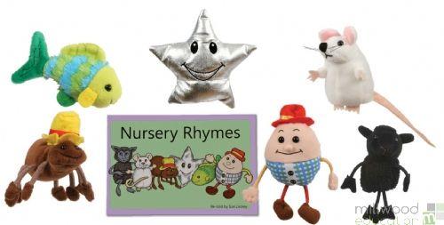 Traditional Story Set Nursery Rhymes