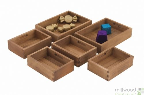 Living Classroom Sorting Boxes