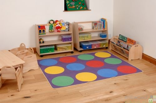 Circle Time Carpet Med C