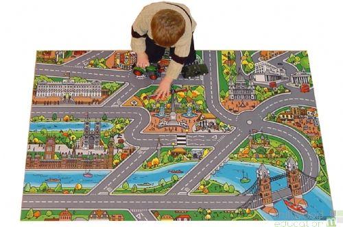 London City Playmat
