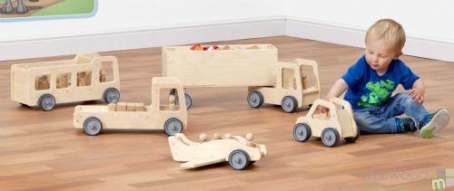 Giant Vehicles (Set of 5)