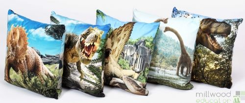 Cushions - Dinosaur Life