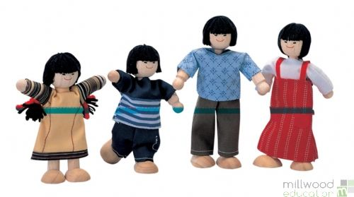 Doll Family (Asian)