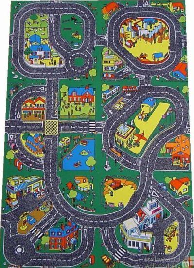 Original Roadway Playmat