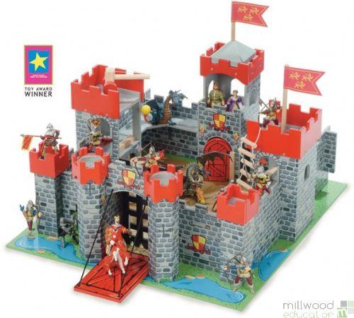 Lionheart Castle Playset