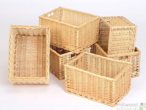 Willow Baskets DEEP