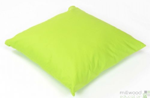 Large Floor Cushion - Lime