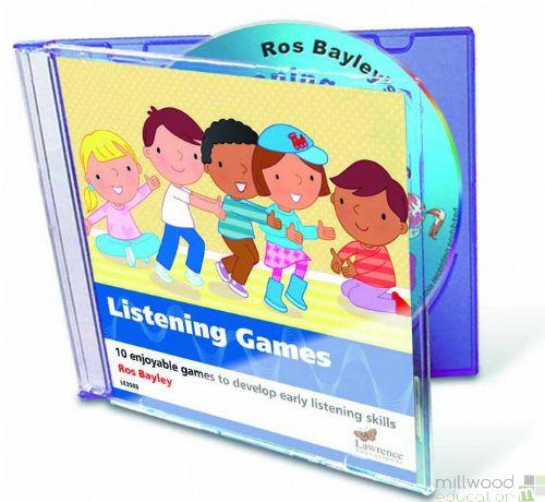 Listening Games CD