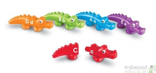 Alphabet Alligators