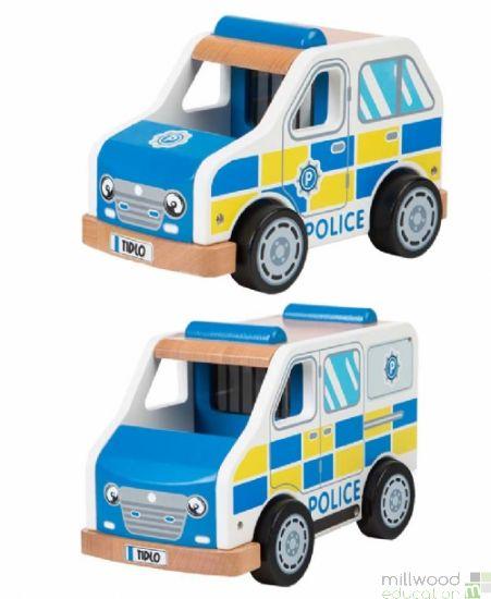 Police Vehicle Set