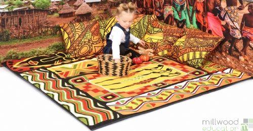 Africa Floor Mat