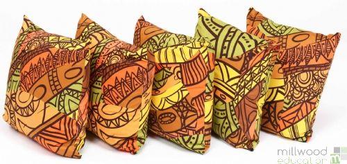 Cushions - African