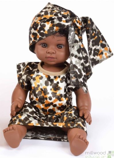 Dolls Clothing African Girl