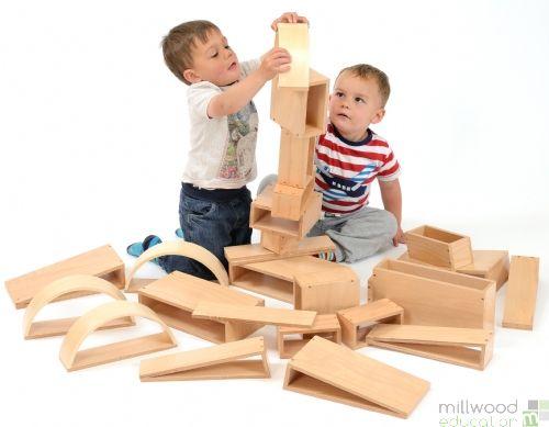 Nursery Brico Blocks