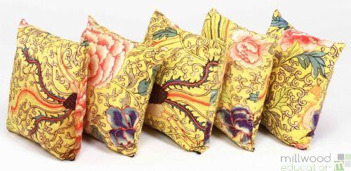 Cushions - Asian