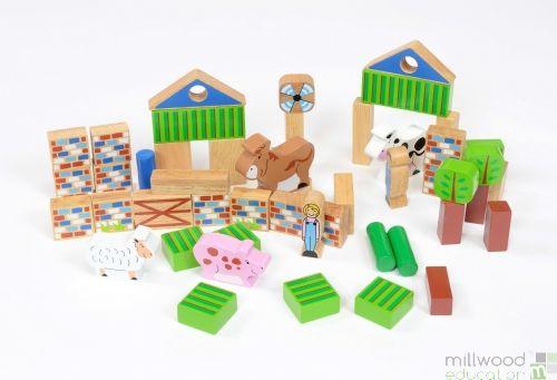 Building Blocks - Farm