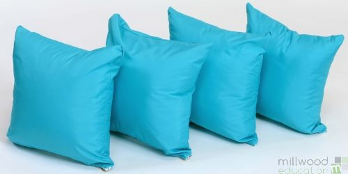 Picnic Cushion Sets Blue