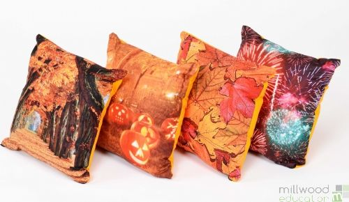 Cushions Autumn