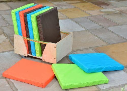 Cushion Trolley