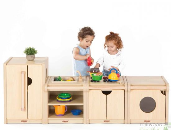 Just For Toddlers Kitchen