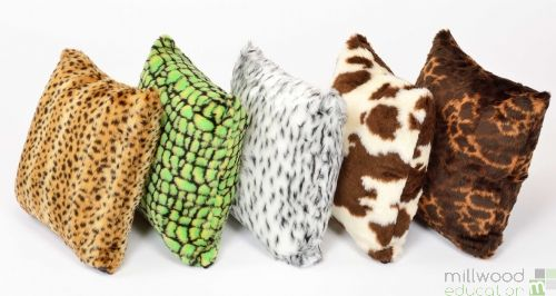 Cushions - Baby Animal Fur