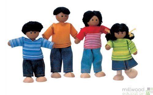 Doll Family (Ethnic)