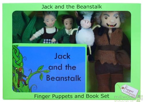 Traditional Story Set Jack and the Beanstalk