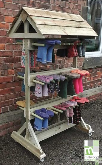 Welly storage
